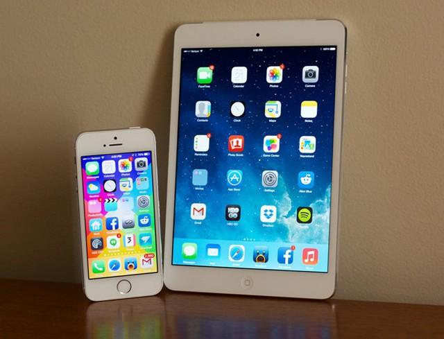 Người dùng iPhone, iPad vẫn không mặn mà với iOS 8