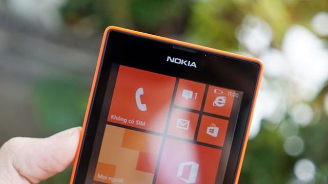 Lumia 620 và Lumia 525 tại Việt Nam đã có bản cập nhật Denim