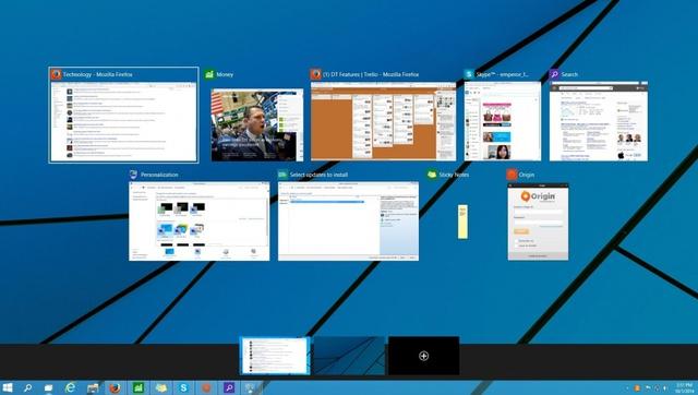 Windows 10 hands on