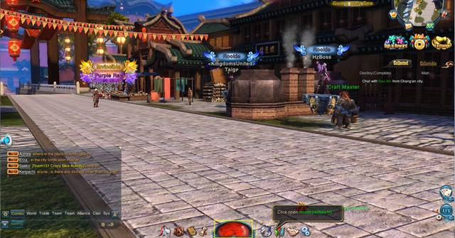Journey To The West - Game 3D cho gamer Việt thích kiếm hiệp
