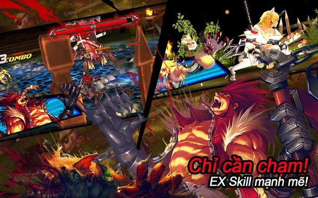 Kritika: Chaos Unleashed - Siêu phẩm hành động nhập vai tuyệt đỉnh