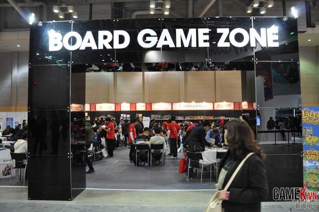 Toàn cảnh triển lãm game G-Star 2014 trong ngày đầu tiên