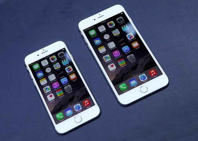 iPhone 6 và iPhone 6 Plus