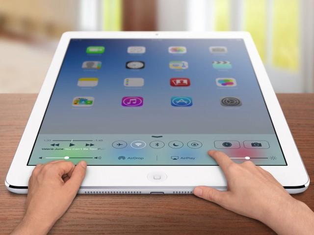Sẽ có Ipad mới với màn hình khủng?