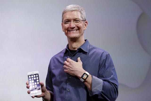 Sẽ có IOS 9 cùng với sản phẩm mới