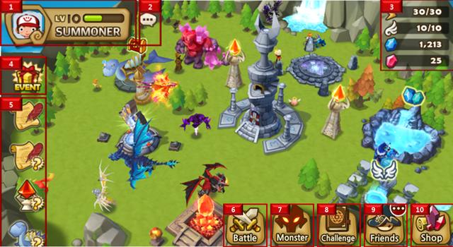 Summoners War: Sky Arena - Game RPG 3D tuyệt đẹp tới từ Hàn Quốc
