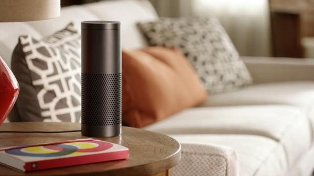 Amazon Echo: Quản gia cho căn nhà của bạn.