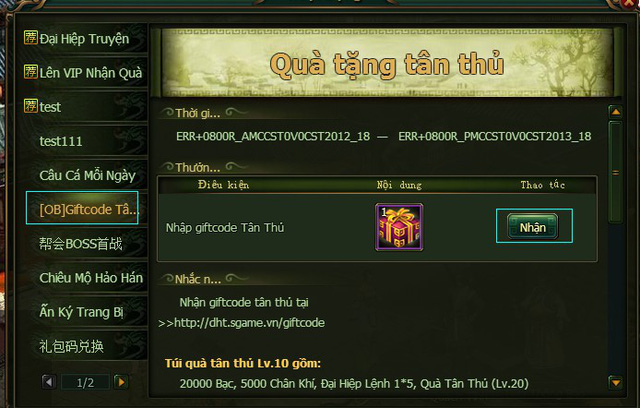 Làm gì khi chơi game online mới mở cửa?