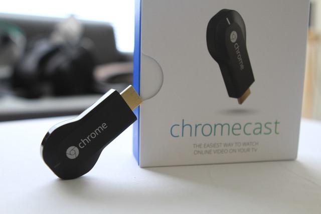 Chromecast đã vượt đa Apple TV
