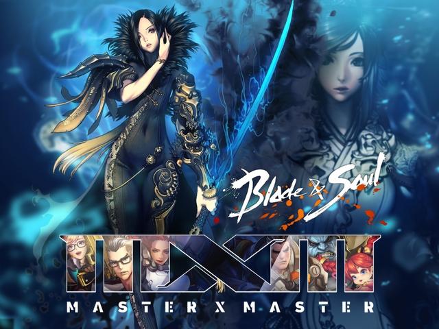 Master X Master - Game RPG lai MOBA dựa hơi Blade and Soul