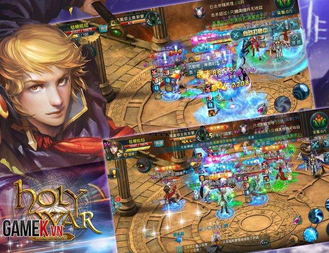 Holy War - Thêm một game MOBA về Việt Nam