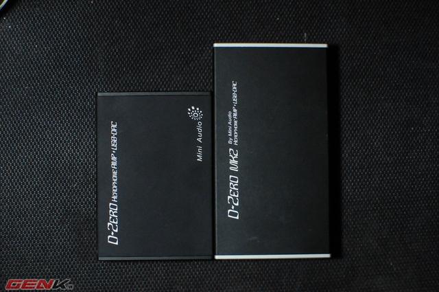 iBasso D-Zero Mk I - D-Zero Mk II