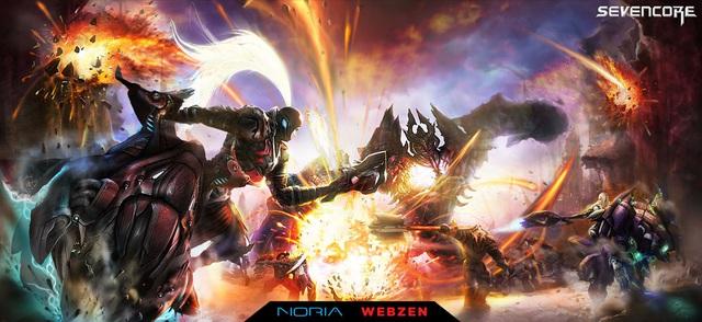 SevenCore mở cửa bản tiếng Anh, cơ hội tốt cho gamer Việt