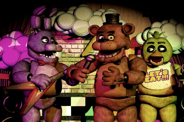 Những nỗi khiếp sợ mang tên Five Nights At Freddys