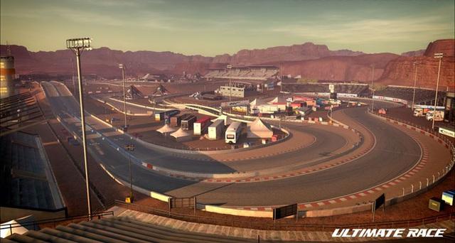 Ultimate Race - Game online đua xe tuyệt đẹp mới toanh