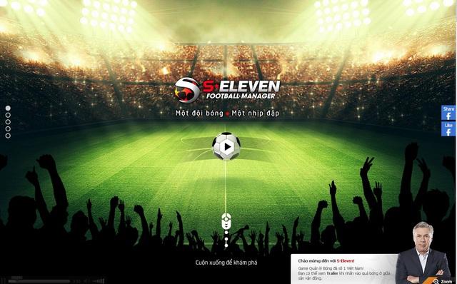 Game S-Eleven chuẩn bị cập bến Việt Nam