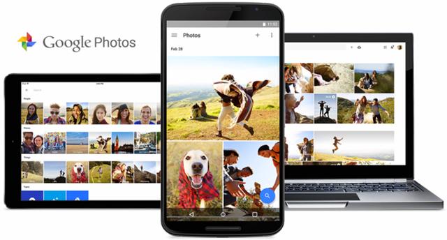 Google Photos có mặt trên nền tảng web và di động (iOS, Android)