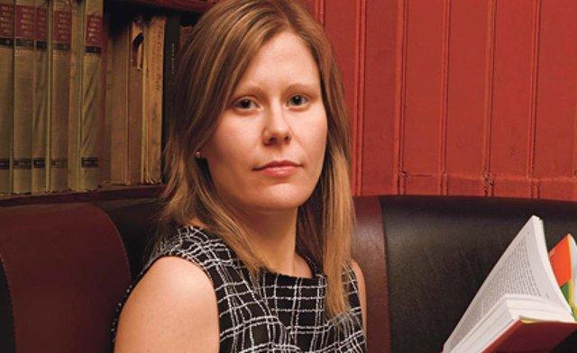 Julia Cheiffetz, người từng là Tổng biên tập của kênh xuất bản Amazon từ năm 2011 - 2014.