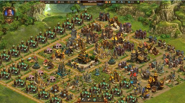 Đánh giá Elvenar - Game chiến thuật pha trộn giữa CoC và Heroes III