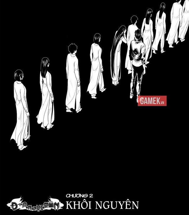 Chương 2 của Địa Ngục Môn với tên gọi - Khôi Nguyên đã được ra mắt khán giả.