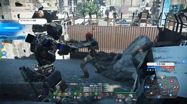 Game Robot Figureheads lộ gameplay hành động ấn tượng