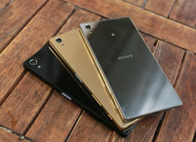 Chiếc điện thoại cao cấp nhất của Sony chưa gây được ấn tượng với người dùng.