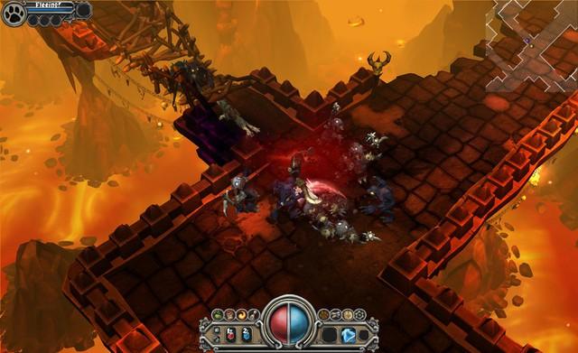 """Tin mới về Torchlight,""""hậu duệ"""" Diablo, 1 game on-offline đáng kì vọng"""