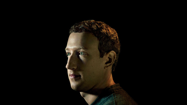 CEO Mark Zuckerberg.