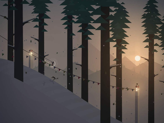 Altos Adventure is the most beautiful game of the year so far.