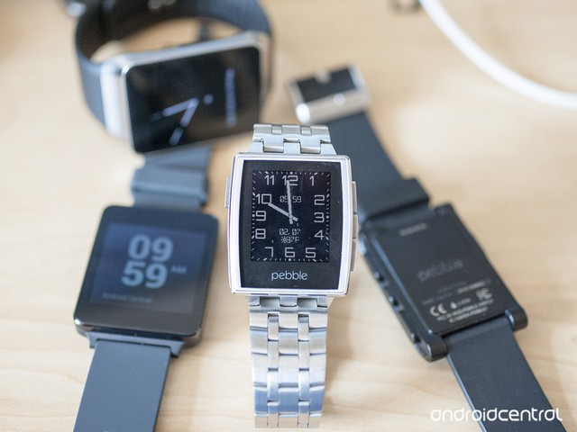 Next-generation Pebble rumored to feature color screen, new OS