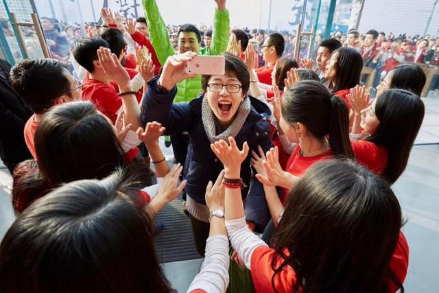 Trung Quốc đang trở thành con gà đẻ trứng vàng của Apple