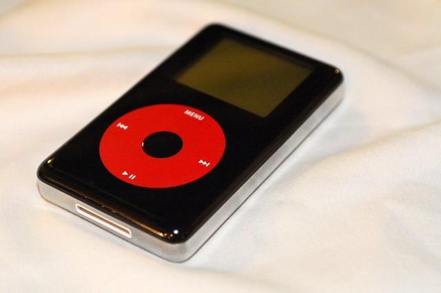 Apple iPod Special U2 Edition