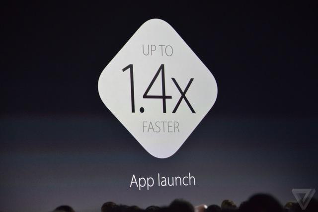 OS X phiên bản mới nhanh hơn 1,4 lần phiên bản trước đó
