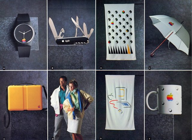 Apples 1986 home accessories