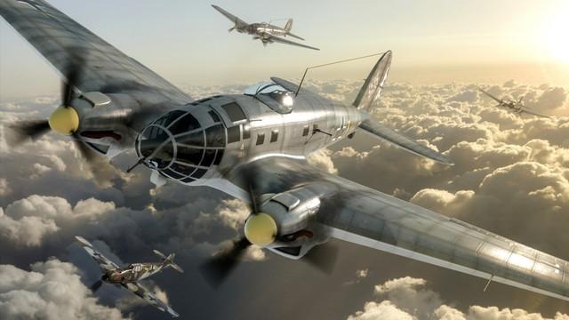 Lực lượng Không quân Luftwaffevới những máy bay chiến đấu 2 động cơ linh hoạt là nỗi ác mộng của cả Châu Âu trong Thế chiến thứ II.