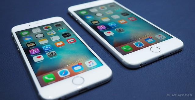 iPhone 6s và iPhone 6s Plus thế hệ mới
