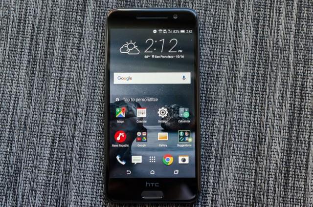 Mặt trước của HTC One A9