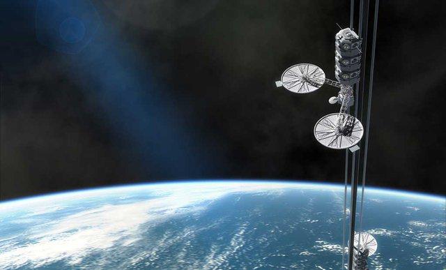 Ý tưởng những chiếc thang máy không gian ngày càng trở nên thực tế