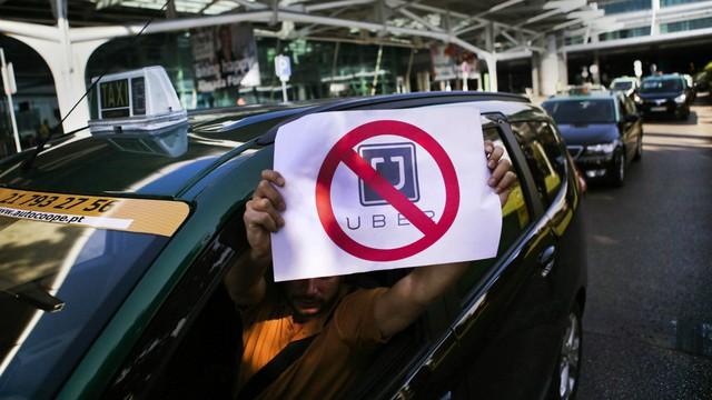 Chiến dịch chống Uber bắt đầu lan rộng trên thế giới.
