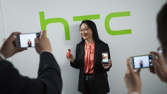 CEO Cher Wang vẫn rất tự tin vào tiềm lực của HTC