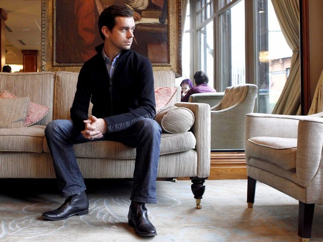 Jack Dorsey hikes and prepares for the week.