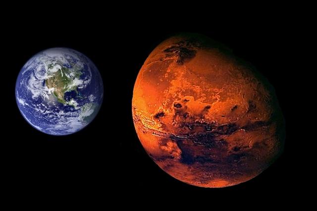 Gió Mặt Trời sẽ thổi bay khí quyển và biến hành tinh xanh trở nên cằn cỗi như sao Hỏa.