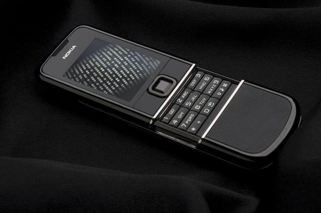 Chiếc Nokia 8800 Arte đã đi vào huyền thoại
