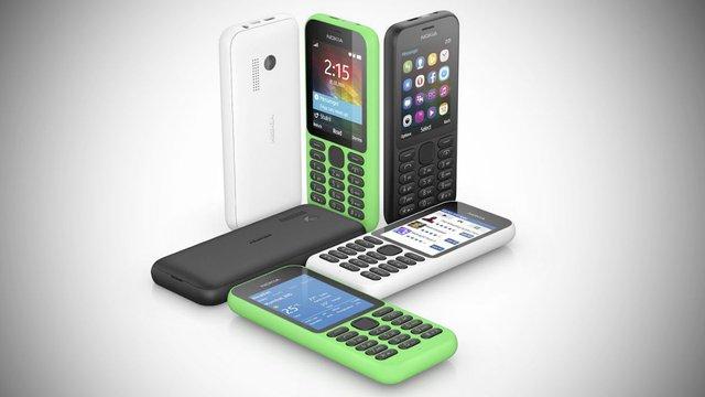 Những chiếc điện thoại cơ bản của Nokia vẫn bán rất chạy tại Việt Nam