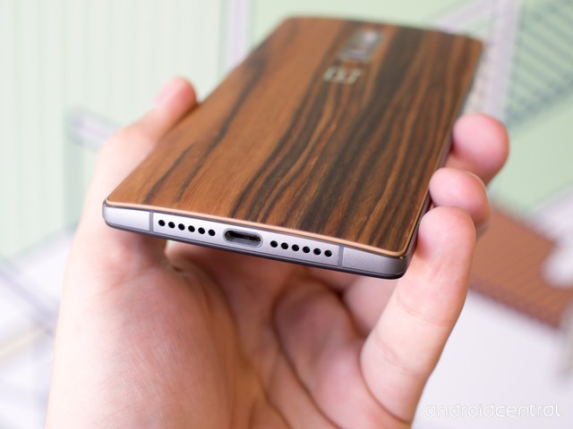 OnePlus 2 Rosewood