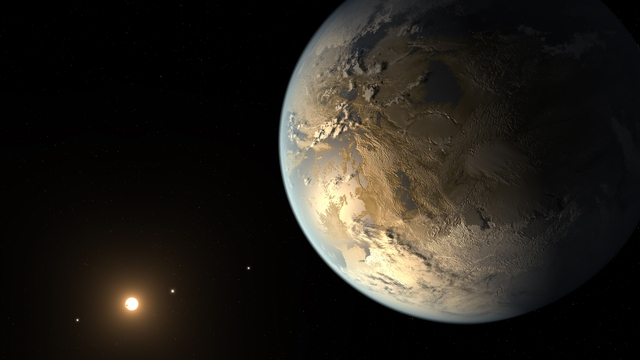 Sự sống có thể tồn tại ở những hành tinh rất xa mà chúng ta chưa thể đến được.
