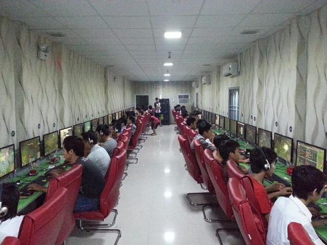 Điều hòa nhiệt độ - Tiêu chuẩn mới của quán game Việt Nam