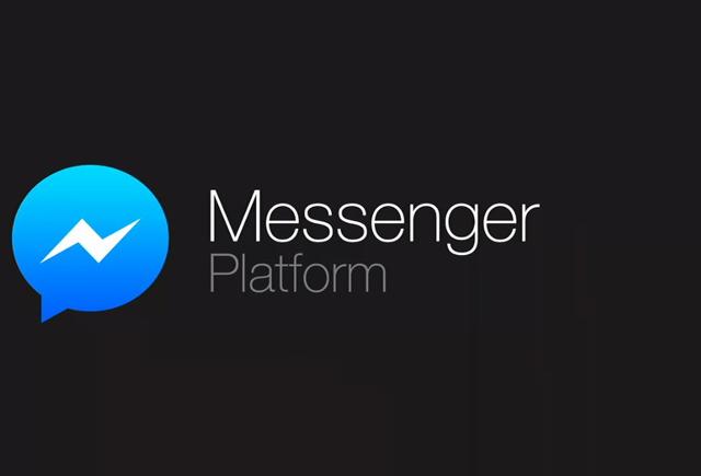 Facebook F8 messenger