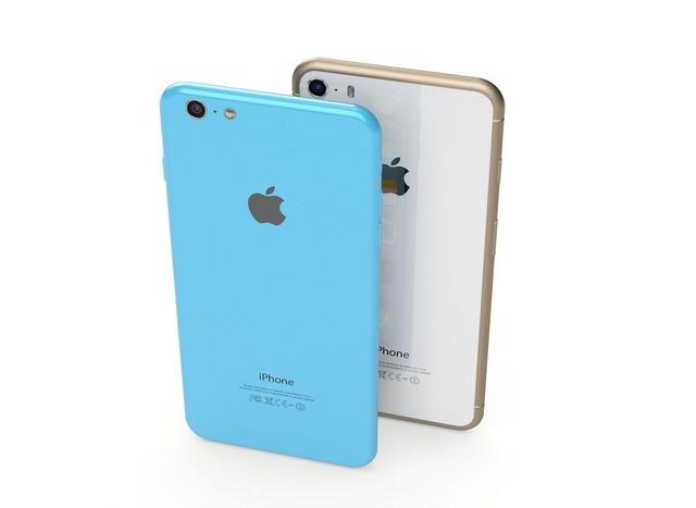 Ý tưởng iPhone 6c và iPhone 6s