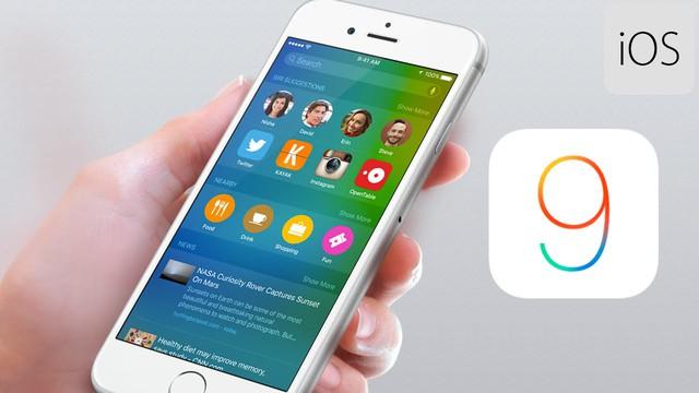 Hãy thường xuyên cập nhật phiên bản iOS mới.